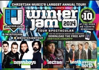 WinterJam 2014